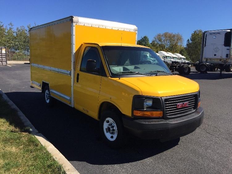 Light Duty Box Truck-Light and Medium Duty Trucks-GMC-2012-Savana G33503-MONTGOMERY-NY-122,145 miles-$13,000