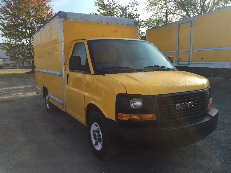 Light Duty Box Truck-Light and Medium Duty Trucks-GMC-2012-Savana G33503-CHARLOTTE-NC-128,010 miles-$15,250