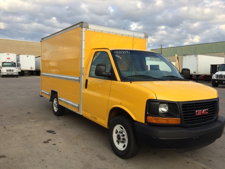 Light Duty Box Truck-Light and Medium Duty Trucks-GMC-2012-Savana G33503-DALLAS-TX-139,108 miles-$16,250