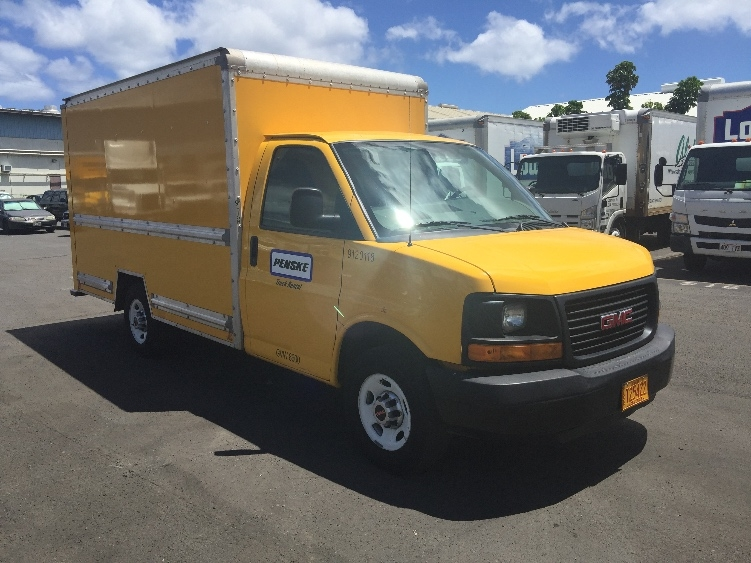 Light Duty Box Truck-Light and Medium Duty Trucks-GMC-2012-Savana G33503-TORRANCE-CA-73,552 miles-$18,000