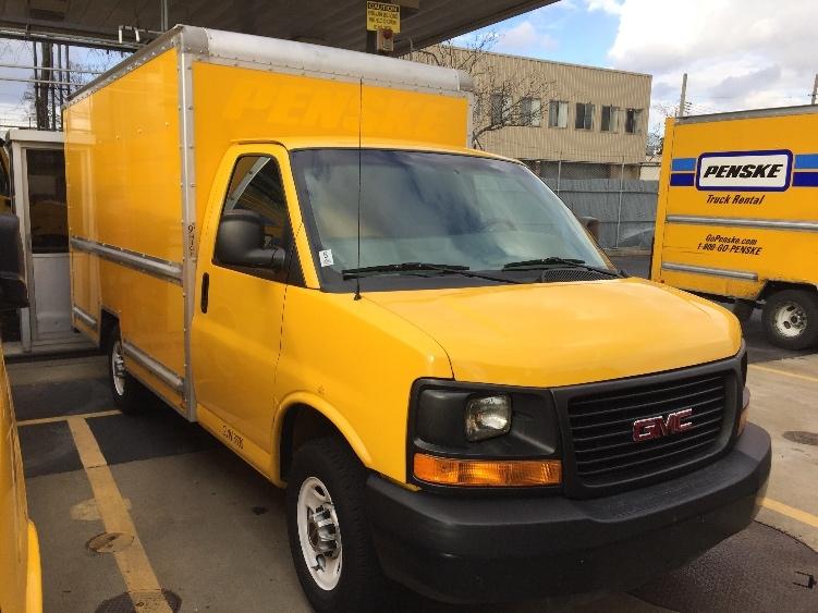 Light Duty Box Truck-Light and Medium Duty Trucks-GMC-2012-Savana G33503-JAMAICA-NY-120,479 miles-$16,000