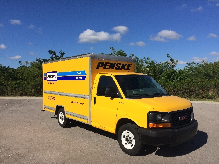 Light Duty Box Truck-Light and Medium Duty Trucks-GMC-2012-Savana G33503-FORT MYERS-FL-116,578 miles-$16,250