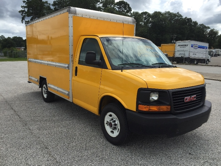 Light Duty Box Truck-Light and Medium Duty Trucks-GMC-2012-Savana G33503-TALLAHASSEE-FL-125,422 miles-$16,250