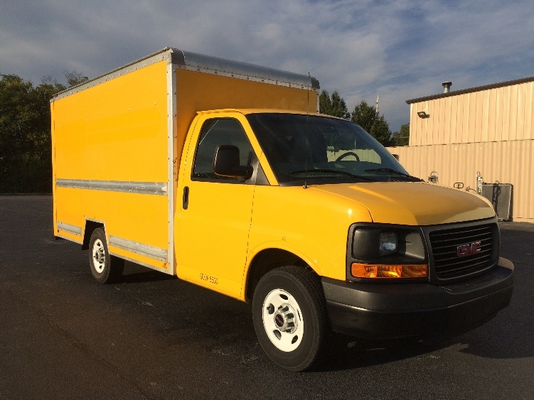Light Duty Box Truck-Light and Medium Duty Trucks-GMC-2012-Savana G33503-SALEM-VA-121,954 miles-$15,250