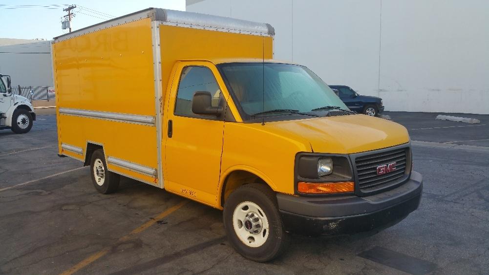 Light Duty Box Truck-Light and Medium Duty Trucks-GMC-2012-Savana G33503-BROOKLYN PARK-MN-89,940 miles-$17,500