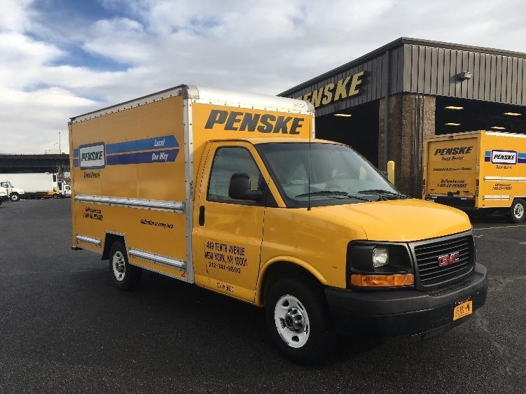 Light Duty Box Truck-Light and Medium Duty Trucks-GMC-2012-Savana G33503-NORTH BERGEN-NJ-96,406 miles-$18,250