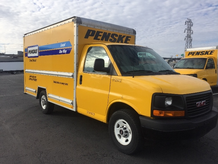 Light Duty Box Truck-Light and Medium Duty Trucks-GMC-2013-Savana G33503-NASHVILLE-TN-109,808 miles-$15,750
