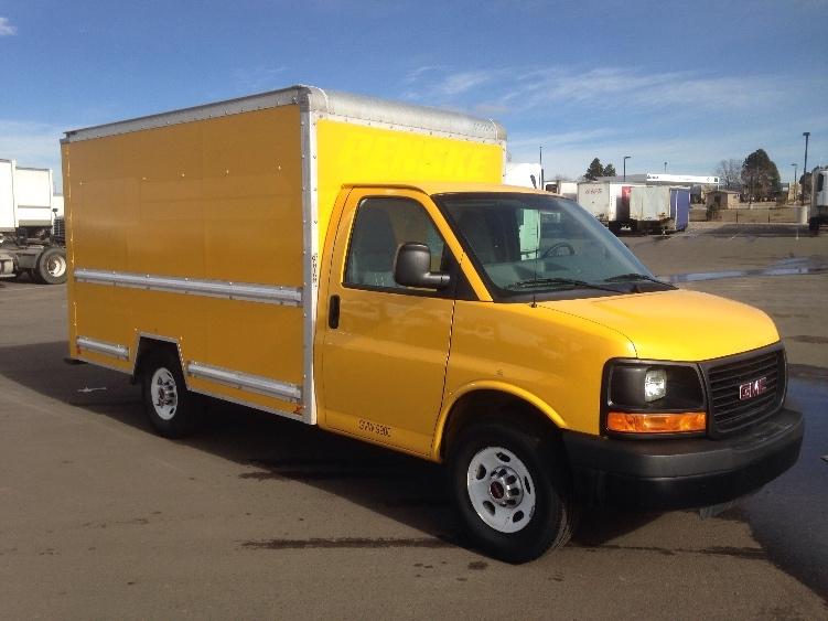 Light Duty Box Truck-Light and Medium Duty Trucks-GMC-2013-Savana G33503-DENVER-CO-104,953 miles-$19,250