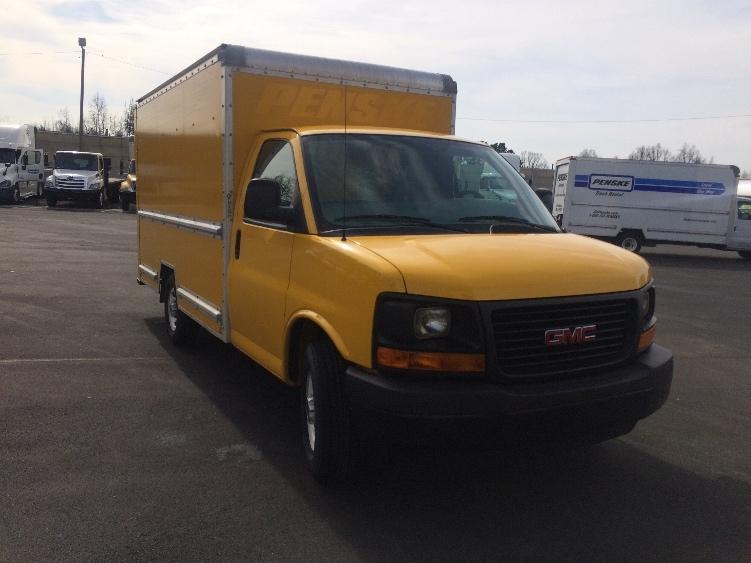 Light Duty Box Truck-Light and Medium Duty Trucks-GMC-2013-Savana G33503-MEBANE-NC-129,164 miles-$16,750