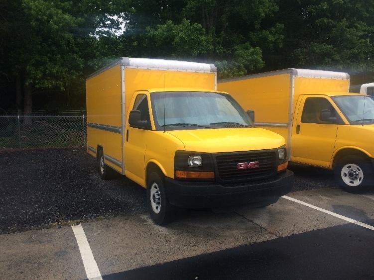 Light Duty Box Truck-Light and Medium Duty Trucks-GMC-2013-Savana G33503-MEBANE-NC-130,378 miles-$15,000
