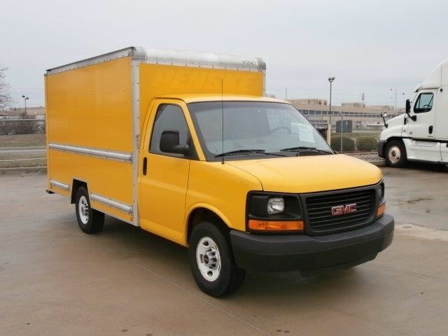 Light Duty Box Truck-Light and Medium Duty Trucks-GMC-2013-Savana G33503-INDIANAPOLIS-IN-115,805 miles-$16,250