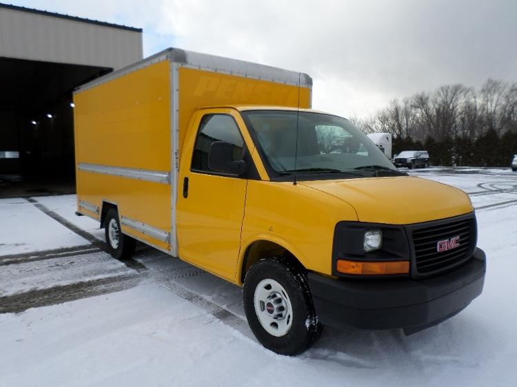 Light Duty Box Truck-Light and Medium Duty Trucks-GMC-2013-Savana G33503-FREDONIA-NY-95,450 miles-$17,000