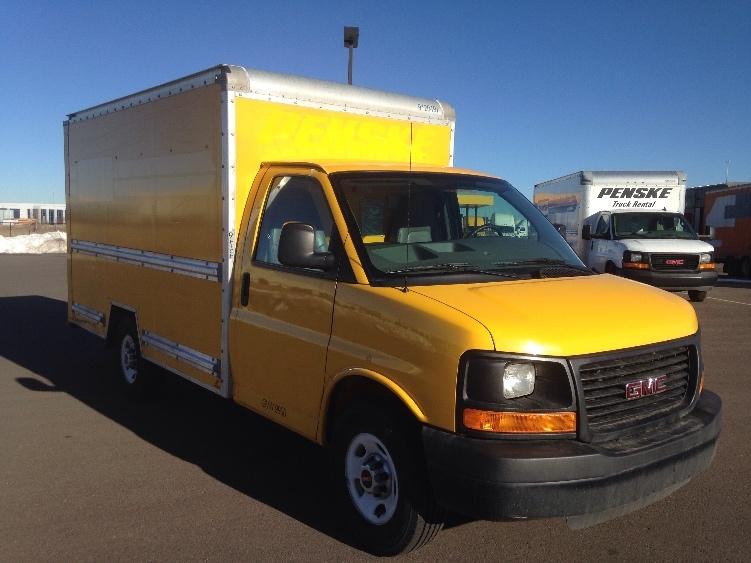 Light Duty Box Truck-Light and Medium Duty Trucks-GMC-2013-Savana G33503-DENVER-CO-92,185 miles-$20,500