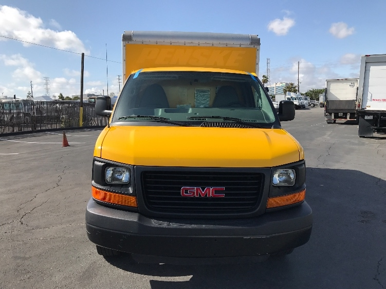 Light Duty Box Truck-Light and Medium Duty Trucks-GMC-2013-Savana G33503-TORRANCE-CA-102,912 miles-$16,500