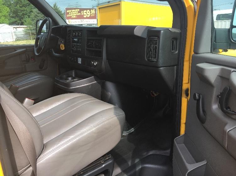 Light Duty Box Truck-Light and Medium Duty Trucks-GMC-2013-Savana G33503-YORK-PA-117,005 miles-$16,000