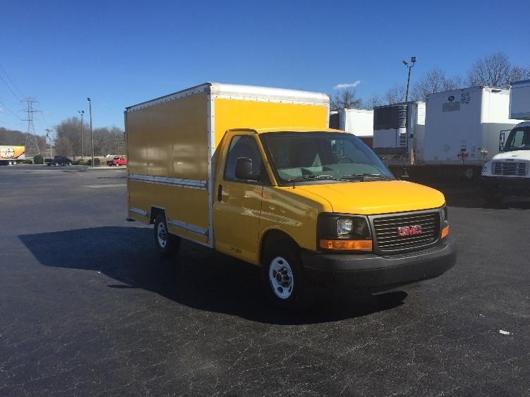 Light Duty Box Truck-Light and Medium Duty Trucks-GMC-2013-Savana G33503-GREENSBORO-NC-93,624 miles-$20,250