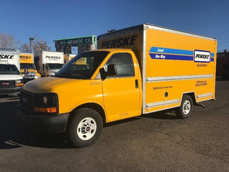 Light Duty Box Truck-Light and Medium Duty Trucks-GMC-2013-Savana G33503-DENVER-CO-100,188 miles-$19,500