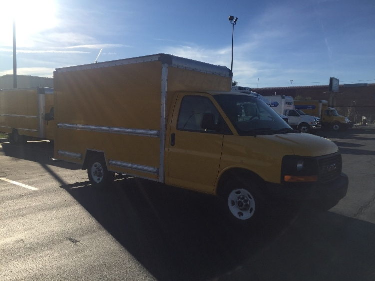 Light Duty Box Truck-Light and Medium Duty Trucks-GMC-2013-Savana G33503-LAS VEGAS-NV-104,726 miles-$16,500