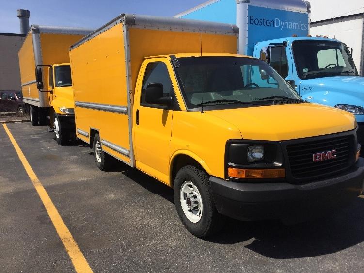 Light Duty Box Truck-Light and Medium Duty Trucks-GMC-2013-Savana G33503-MEDFORD-MA-109,151 miles-$16,250