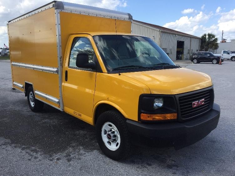 Light Duty Box Truck-Light and Medium Duty Trucks-GMC-2013-Savana G33503-OCALA-FL-99,620 miles-$16,750