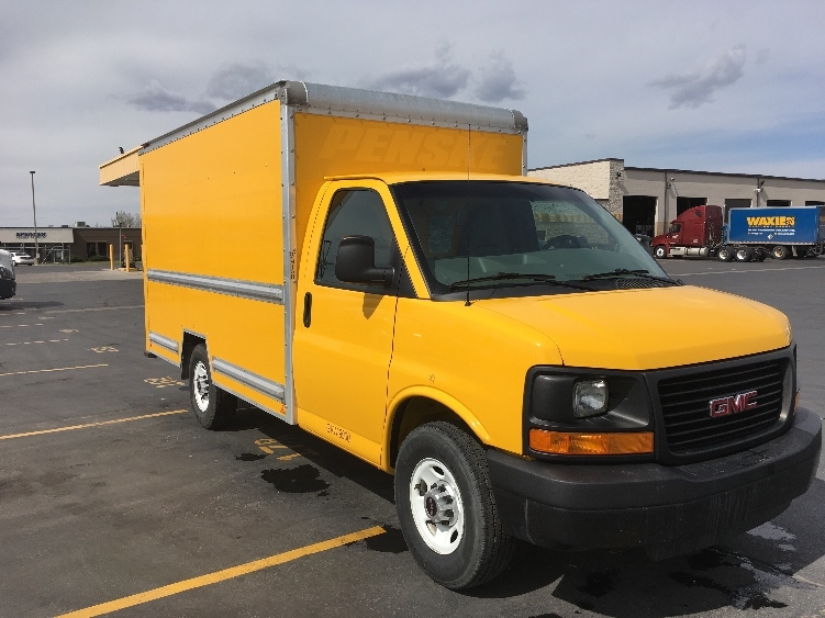 Light Duty Box Truck-Light and Medium Duty Trucks-GMC-2013-Savana G33503-WEST VALLEY CITY-UT-113,798 miles-$16,250
