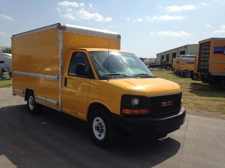 Light Duty Box Truck-Light and Medium Duty Trucks-GMC-2013-Savana G33503-LAREDO-TX-106,547 miles-$16,500
