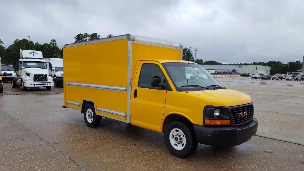 Light Duty Box Truck-Light and Medium Duty Trucks-GMC-2013-Savana G33503-ALBUQUERQUE-NM-87,542 miles-$17,750