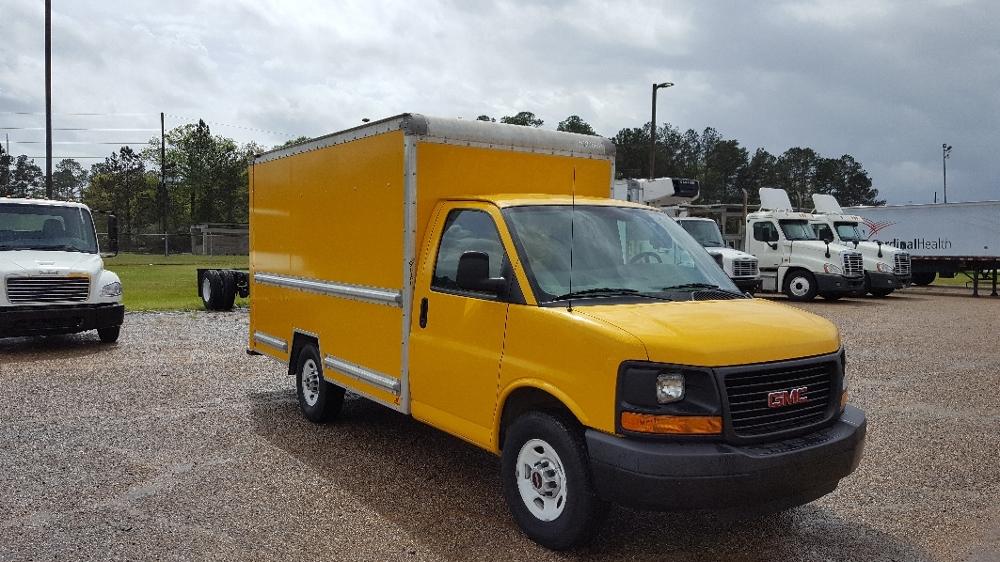 Light Duty Box Truck-Light and Medium Duty Trucks-GMC-2013-Savana G33503-BATON ROUGE-LA-112,270 miles-$16,250