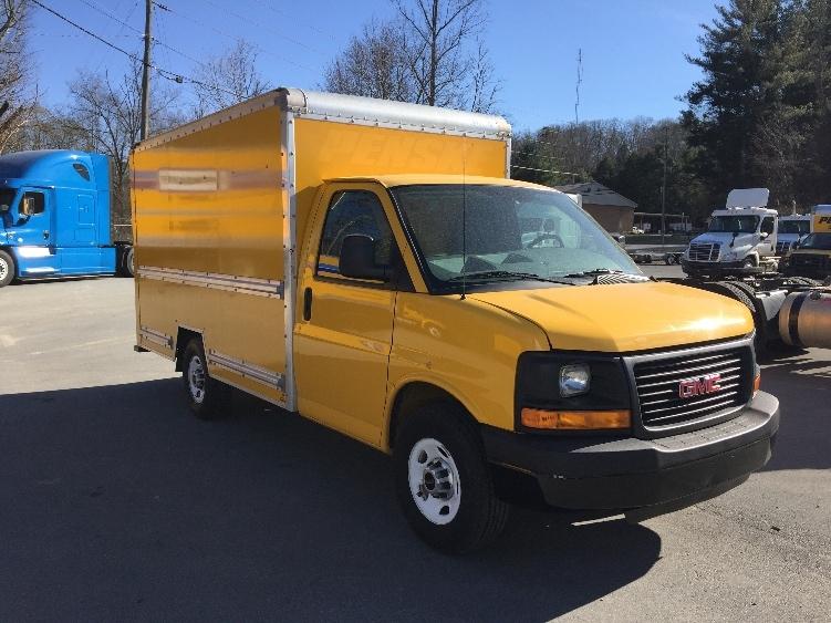 Light Duty Box Truck-Light and Medium Duty Trucks-GMC-2013-Savana G33503-ASHEVILLE-NC-99,004 miles-$16,750