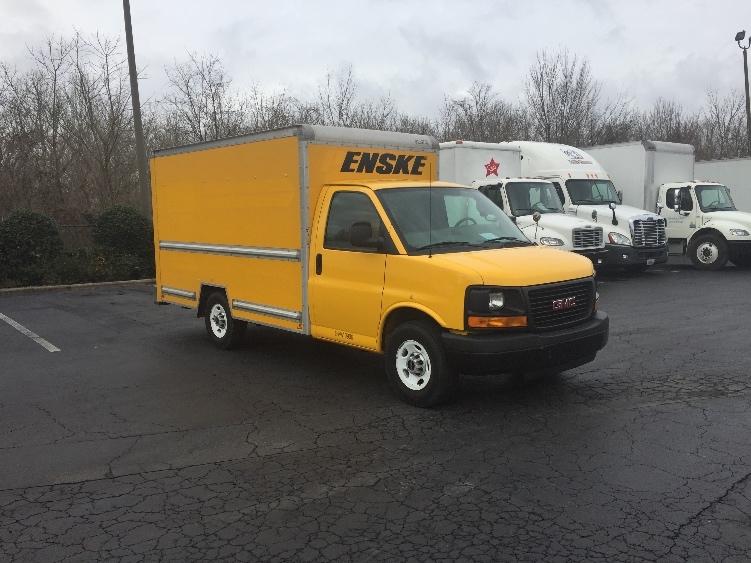 Light Duty Box Truck-Light and Medium Duty Trucks-GMC-2013-Savana G33503-GREENSBORO-NC-118,706 miles-$16,000