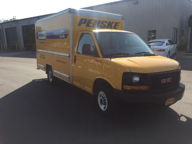 Light Duty Box Truck-Light and Medium Duty Trucks-GMC-2014-Savana G33503-LIVERPOOL-NY-85,018 miles-$19,750
