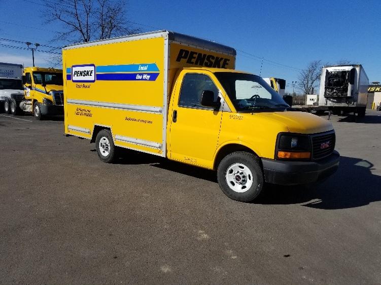 Light Duty Box Truck-Light and Medium Duty Trucks-GMC-2014-Savana G33503-LEXINGTON-KY-85,173 miles-$21,250