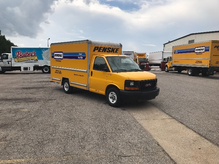 Light Duty Box Truck-Light and Medium Duty Trucks-GMC-2014-Savana G33503-TUSCALOOSA-AL-117,631 miles-$18,000
