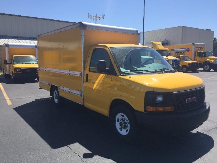 Light Duty Box Truck-Light and Medium Duty Trucks-GMC-2014-Savana G33503-LAS VEGAS-NV-84,751 miles-$19,750