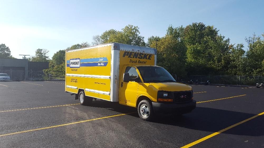 Light Duty Box Truck-Light and Medium Duty Trucks-GMC-2012-Savana G33903-ALBANY-NY-110,486 miles-$13,000
