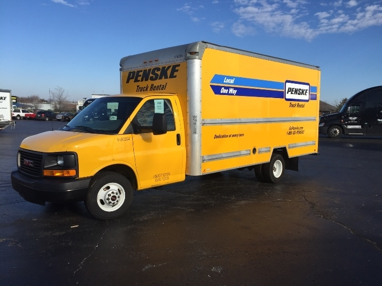 Light Duty Box Truck-Light and Medium Duty Trucks-GMC-2012-Savana G33903-KENTWOOD-MI-108,116 miles-$14,250