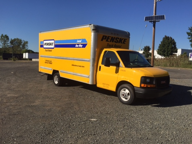 Light Duty Box Truck-Light and Medium Duty Trucks-GMC-2012-Savana G33903-BURLINGTON-NJ-109,616 miles-$13,250