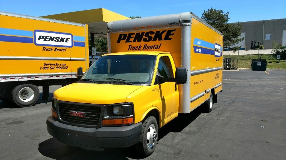 Light Duty Box Truck-Light and Medium Duty Trucks-GMC-2012-Savana G33903-SOUTH HOLLAND-IL-101,468 miles-$16,000