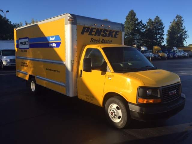 Light Duty Box Truck-Light and Medium Duty Trucks-GMC-2012-Savana G33903-ALLENTOWN-PA-108,204 miles-$13,250