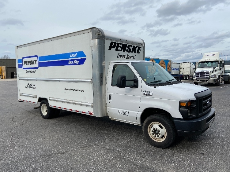 Light Duty Box Truck-Light and Medium Duty Trucks-Ford-2017-E350-CHESAPEAKE-VA-55,408 miles-$29,250