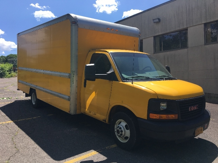 Light Duty Box Truck-Light and Medium Duty Trucks-GMC-2012-Savana G33903-WATERBURY-CT-136,536 miles-$8,000