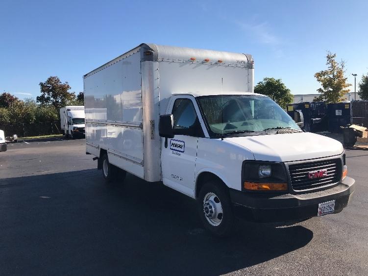 Light Duty Box Truck-Light and Medium Duty Trucks-GMC-2012-Savana G33903-BALTIMORE-MD-82,438 miles-$20,750