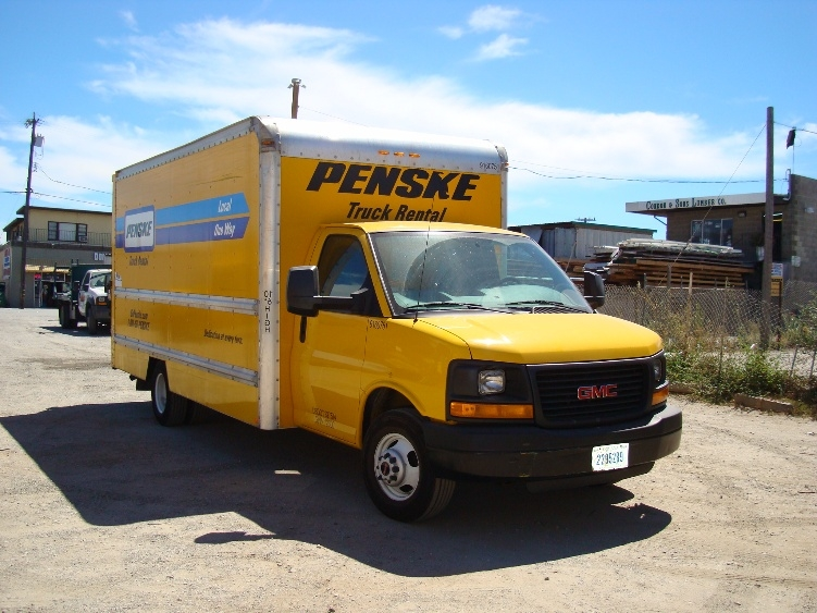 Light Duty Box Truck-Light and Medium Duty Trucks-GMC-2012-Savana G33903-SOUTH SAN FRANCISCO-CA-84,817 miles-$19,250