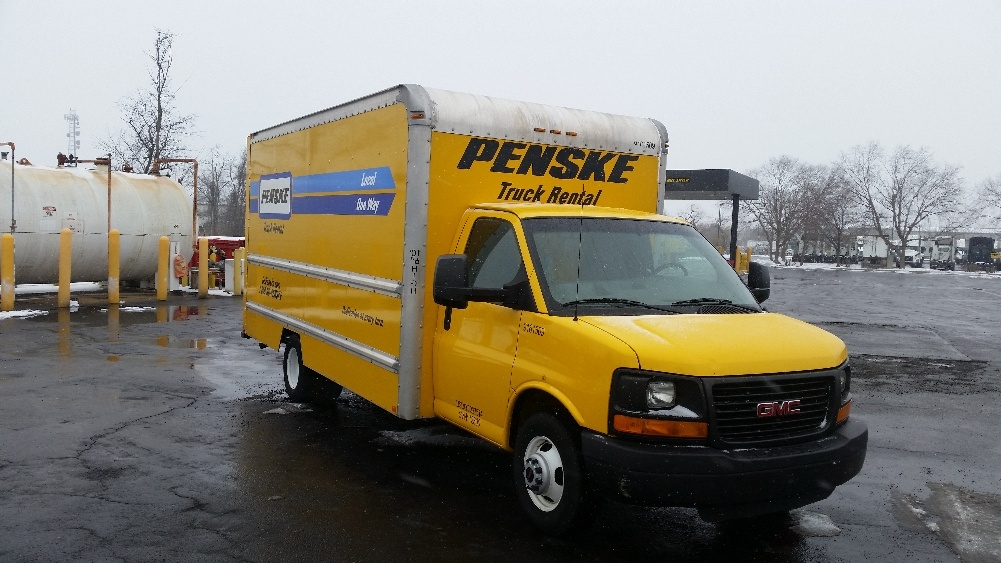 Light Duty Box Truck-Light and Medium Duty Trucks-GMC-2012-Savana G33903-NEW CASTLE-DE-109,744 miles-$14,250