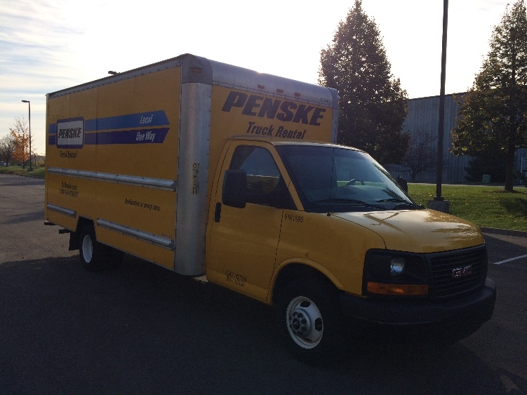 Light Duty Box Truck-Light and Medium Duty Trucks-GMC-2012-Savana G33903-BROOKLYN PARK-MN-98,702 miles-$16,250