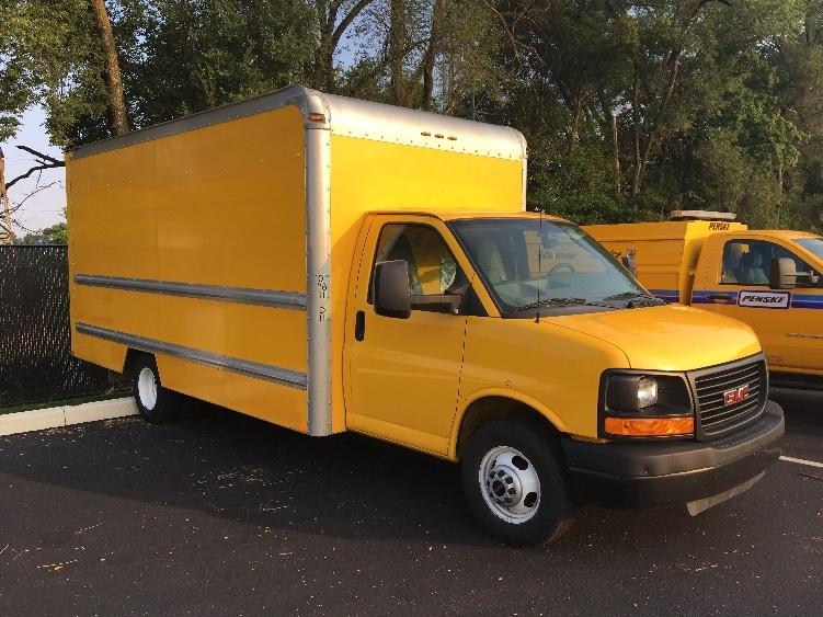 Light Duty Box Truck-Light and Medium Duty Trucks-GMC-2012-Savana G33903-PITTSBURGH-PA-108,307 miles-$15,500