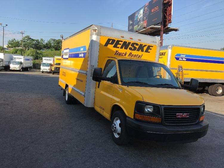 Light Duty Box Truck-Light and Medium Duty Trucks-GMC-2012-Savana G33903-PARSIPPANY-NJ-127,806 miles-$13,250