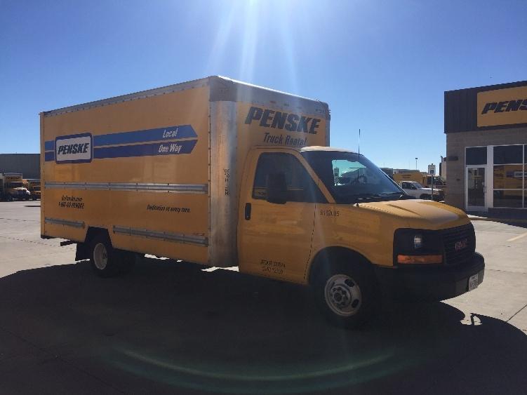 Light Duty Box Truck-Light and Medium Duty Trucks-GMC-2012-Savana G33903-LUBBOCK-TX-122,303 miles-$13,750