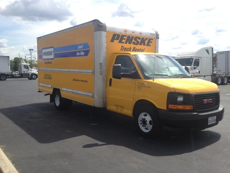 Light Duty Box Truck-Light and Medium Duty Trucks-GMC-2012-Savana G33903-SAN ANTONIO-TX-129,651 miles-$13,000