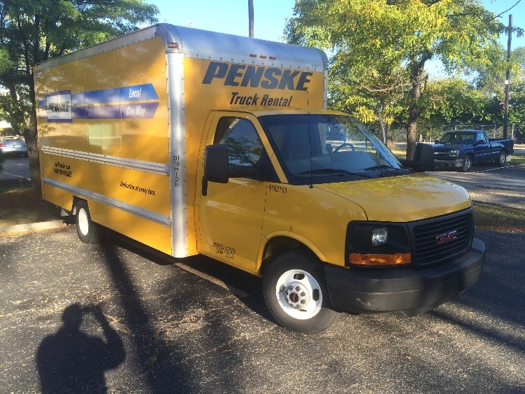 Light Duty Box Truck-Light and Medium Duty Trucks-GMC-2012-Savana G33903-INDIANAPOLIS-IN-133,182 miles-$12,250